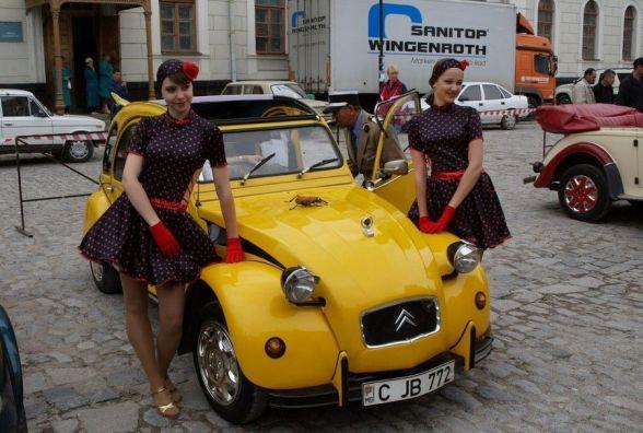 Купальники і ретро-автомобілі: хмельничан запрошують на фестиваль до Кам'янця