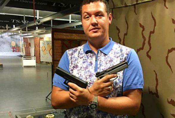 Лідер «Helix» Дмитро Нагута хотів позбутися електронного браслета