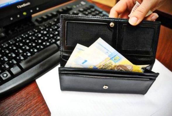 На Хмельниччині зменшилася заборгованість по зарплаті