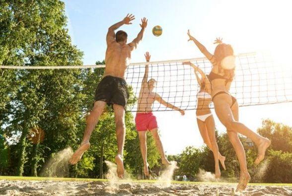 На міському пляжі просять облаштувати волейбольні майданчики