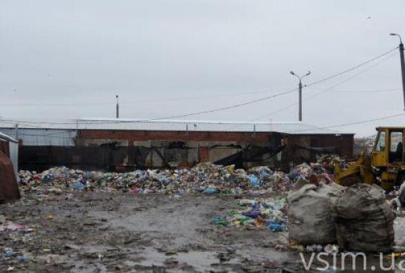Екологи просять міську владу закрити хмельницьке сміттєзвалище