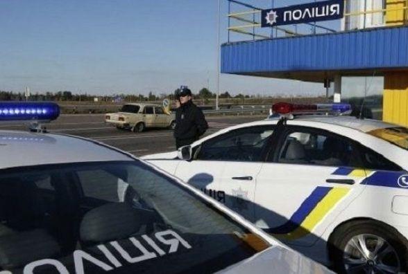 Хмельницькі поліцейські почали патрулювати на колишньому посту ДАІ
