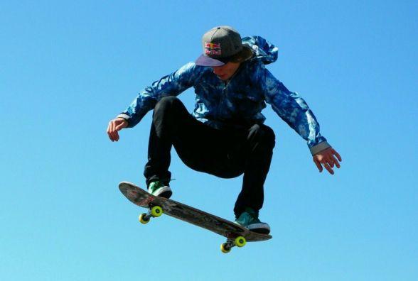 21 червня відзначається Міжнародний день скейтбордингу