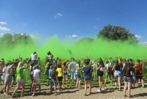 """""""GreenFest"""" у Хмельницькому: що відбувається на пляжі (РЕПОРТАЖ)"""
