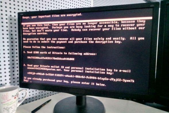 Масштабну кібератаку на українські банки та компанії зупинили - Кабмін