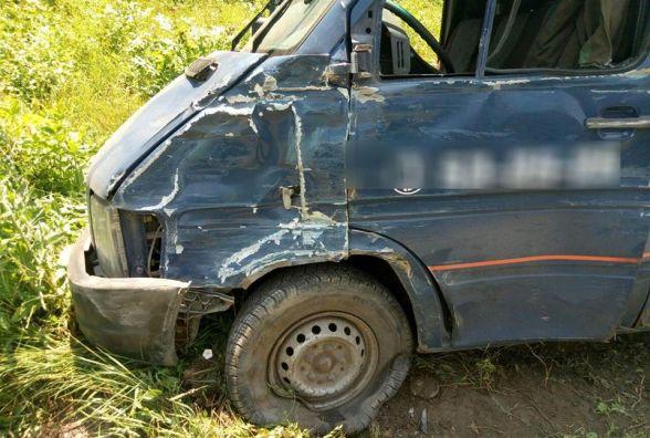 Mercedes зіткнувся з Volkswagen. В ДТП постраждав 53-річний чоловік