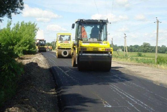 До вересня ремонтуватимуть дорогу в Білогірському районі. Роботи обійдуться в 20 мільйонів