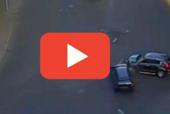 ВІДЕО аварій у червні, які зафіксували камери у Хмельницькому