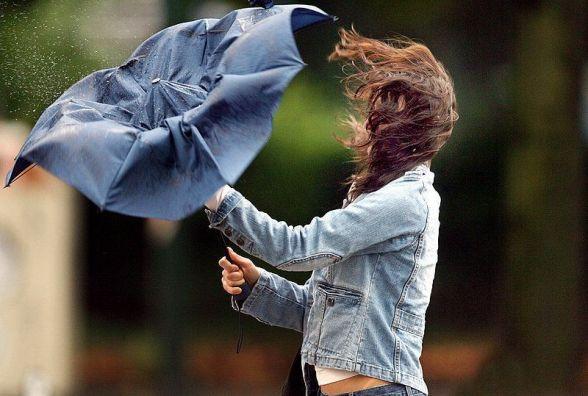 Штормове попередження: у Хмельницькому синоптики прогнозують дощ і грози
