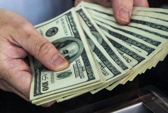 Долар виріс - курс валют НБУ на 14 липня