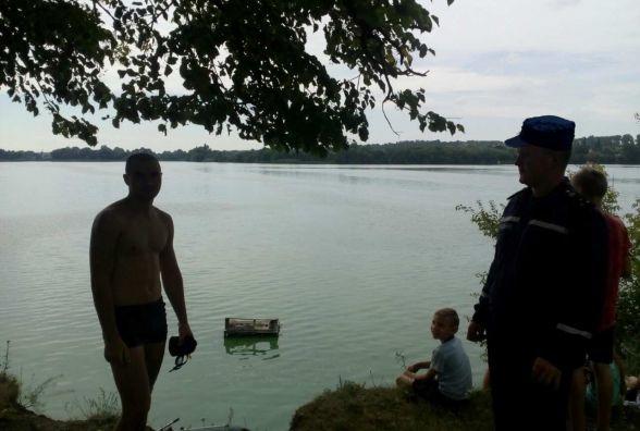 На Південному Бузі ледь не втопився 21-річний хлопець