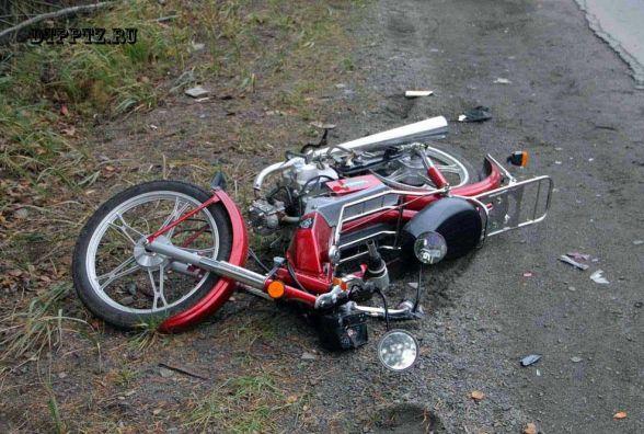 В Полонському районі розбився 28-річний скутерист