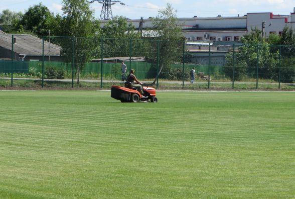 Стадіон «Локомотив» відремонтують майже за два мільйона гривень