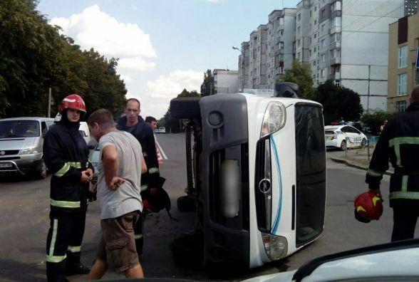 Хроніка ДТП у Хмельницькому: десятки аварій і п'яних за кермом