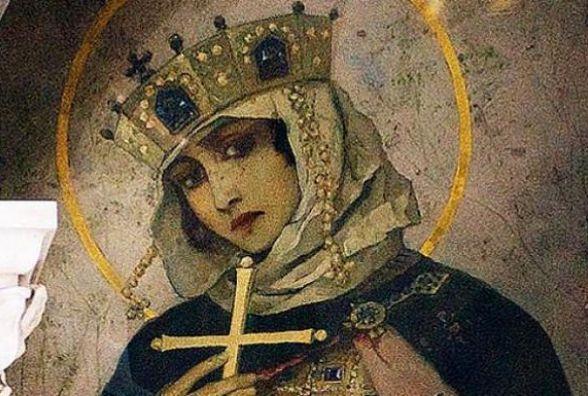 День святої Ольги відзначають 24 липня