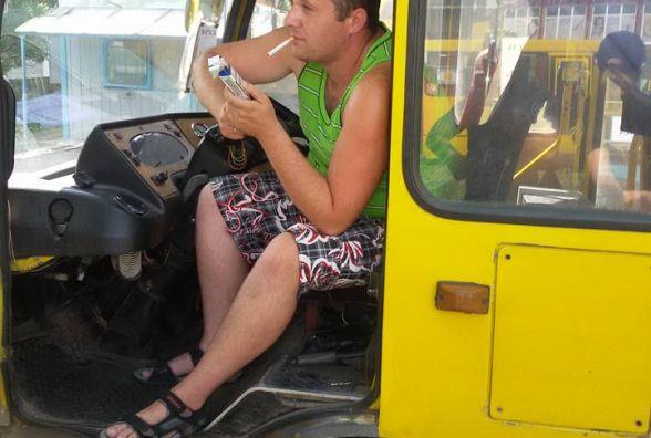 У Хмельницькому звільнили водія маршрутки за відмову у пільговому проїзді учаснику АТО