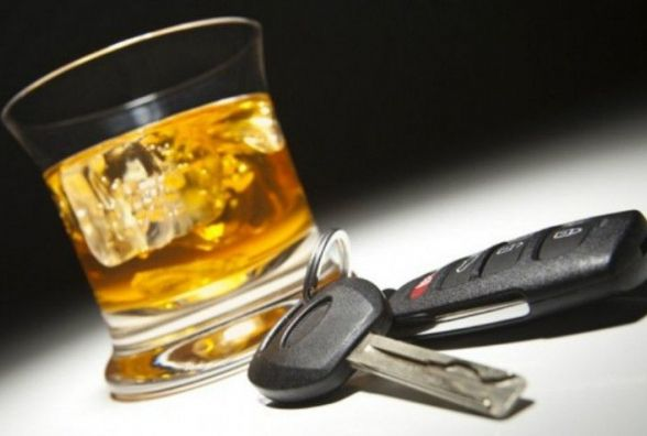 Рік тому ввели нові штрафи за п'яне водіння