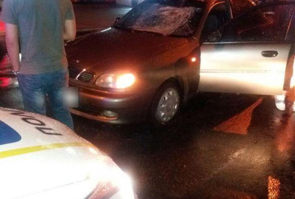 Біля «П'ятого колеса» збили пішохода