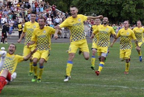 Футбольна казка: «Агробізнес» може зіграти з командою Прем'єр-ліги