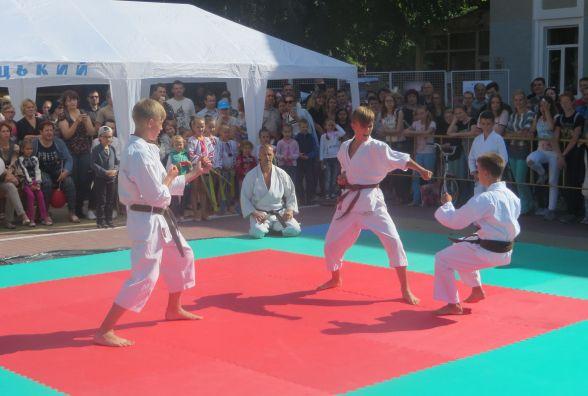 З карате і орігамі: як у Хмельницькому святкували Дні Японії