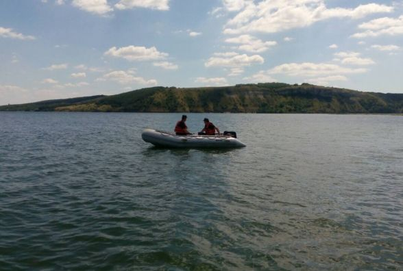 В Дністрі два дні шукали тіло 19-річного хлопця