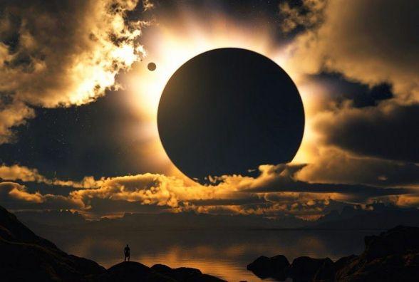 Не підписуйте документи і не сідайте за кермо: що радять робити у сонячне затемнення