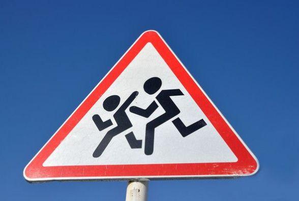 На Інститутській «ВАЗ» збив дитину на «зебрі» і втік (ОНОВЛЕНО)