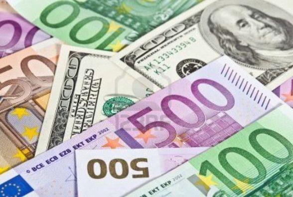 Євро росте - курс валют на 3 серпня