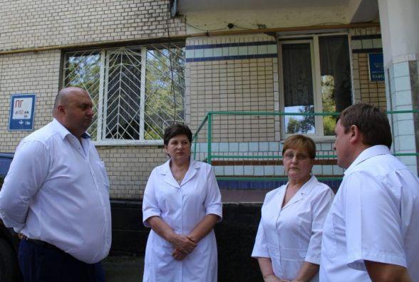 На ремонт відділення дитячої гематології у обласній лікарні виділять 3 мільйони гривень