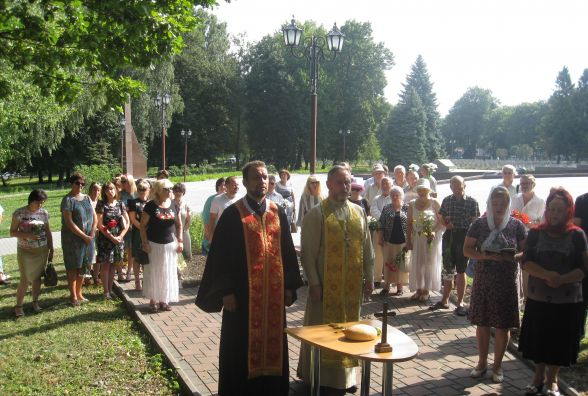 У Хмельницькому вшанували жертв політичних репресій