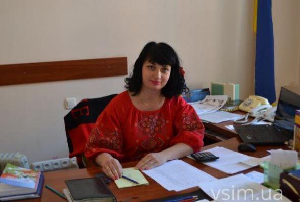 Керуюча справами міськради Юлія Сабій народилася 9 серпня