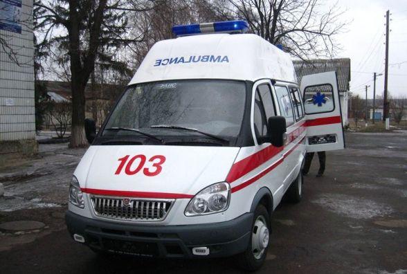У Теофіполі «ВАЗ» врізався у «Volkswagen». Двоє людей у лікарні
