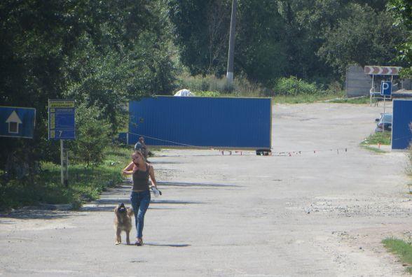 Торговців з «пташиного» ринку вже виганяють у Лезневе