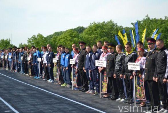На Хмельниччині найпрудкіші рятувальники України позмагаються за перемогу