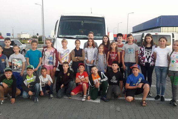 Діти бійців АТО поїхали до Австрії на канікули. Серед них 5 хмельничан