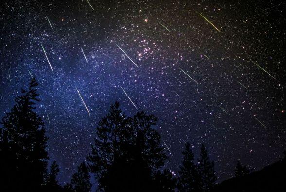 Хмельничани зможуть спостерігати за метеоритним дощем ще до кінця серпня