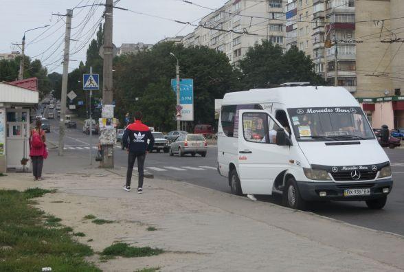 На Бандери збудують нову транспортну кишеню за 660 тисяч гривень