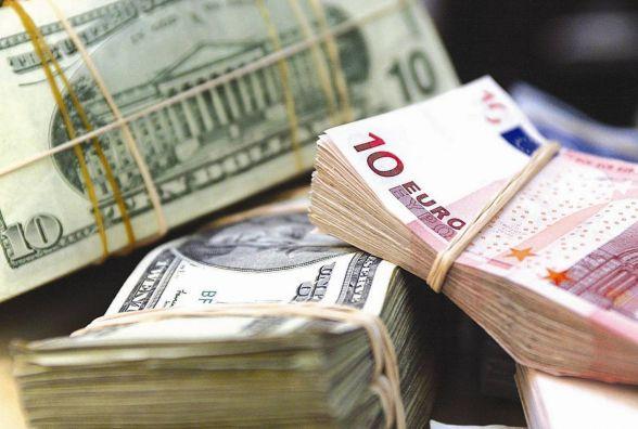 Гривня зміцнилась - курс валют на 17 серпня