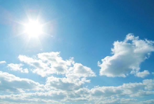На вихідні у Хмельницькому буде тепло і сонячно