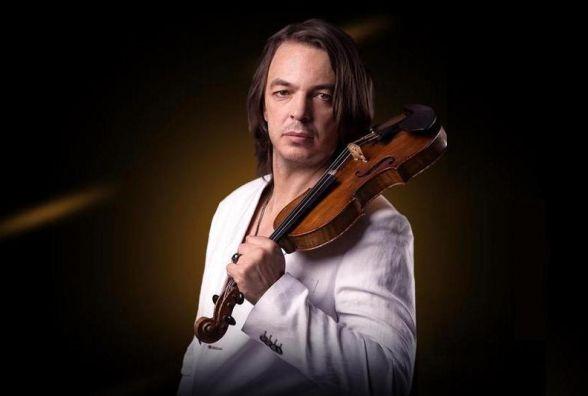 До Хмельницького вперше приїде скрипаль-віртуоз Святослав Кондратів