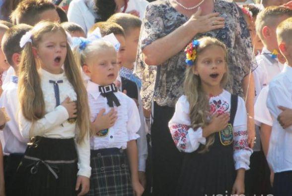 Перший шкільний дзвоник у Хмельницькому пролунає для 3800 першачків