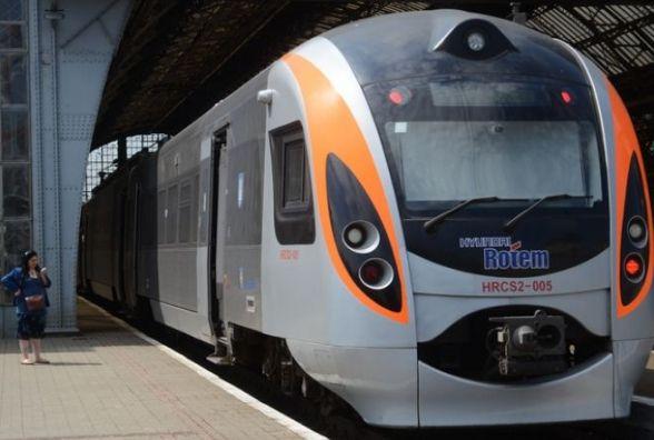 З 24 серпня відмінять поїзд, який курсував через Хмельницький