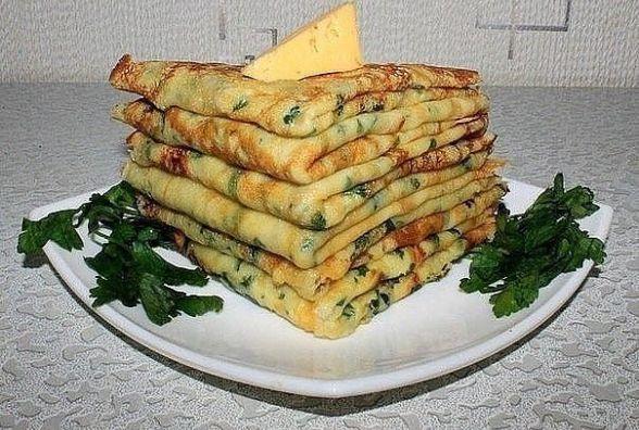 Сніданок за 5 хвилин: як приготувати млинці з сиром