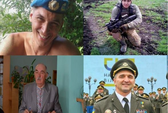 """Кандидати в """"Почесні громадяни Хмельницького"""": троє військових і громадський діяч"""