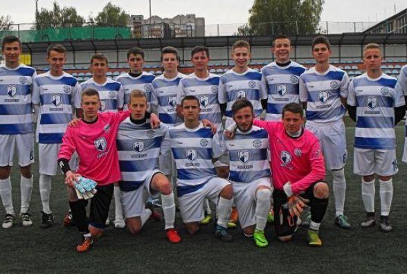 «Поділля U-19» дізналося суперників у першій лізі