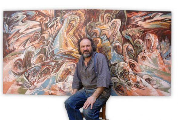 У Хмельницькому відкриють виставку картин народного художника України  Валерія Франчука