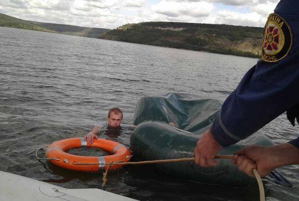 На Кам'янеччині риболовля ледь не закінчилася трагедією
