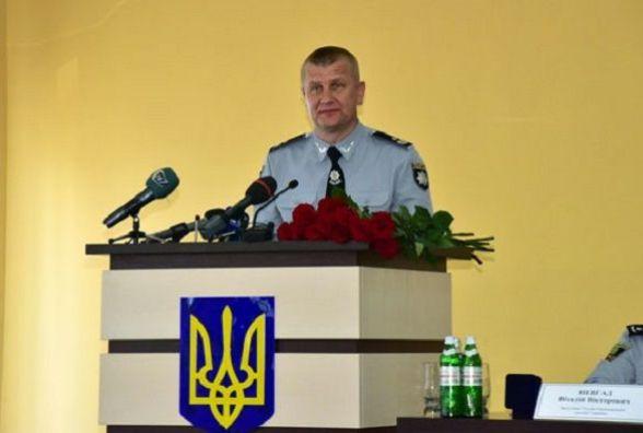 Микола Семенишин переїхав на Донеччину. Поліція Хмельниччини залишилася без начальника
