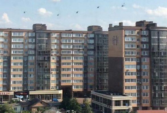 Військові пояснили, чому над Хмельницьким літають вертольоти