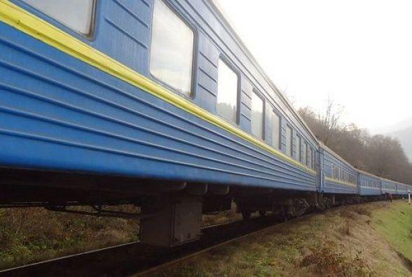 41-річний селянин на ходу випав із поїзда у Славутському районі